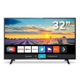 """Tv smart AOC HD 32"""" nuevo"""