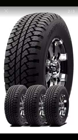 4x Bridgestone Dueler At693iii 265 65 17