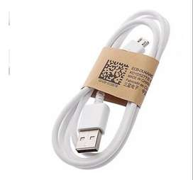 Cable MicroUSB Samsung Fast Charging 2A Nuevos en caja