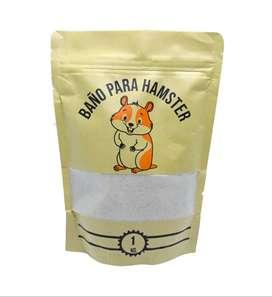 Arena para baño o arenero de pequeños roedores – 1 kg