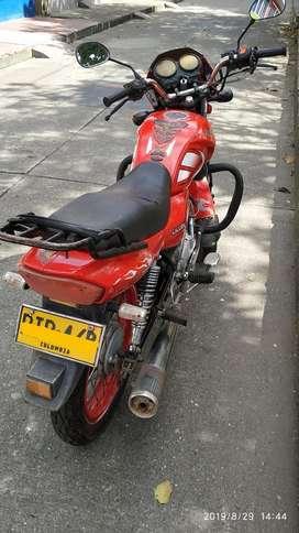 Vendo Moto Jialing Buen Estado