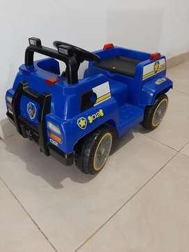 Carro a bateria (electrico) para niño