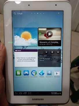 "Tablet Samsung tab2 8"""""