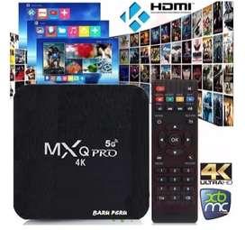 Tv Box Android 10.1 32gb/ 4gb Ram 5g De Tv A Tv Smartv 4k