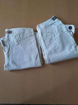 Nuevos jeans 36