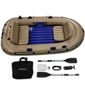 bote Inflable Intex excursion 3