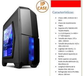CHASIS 10B - GABINETE PARA PC - Oferta