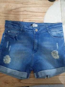 Short de jeans koxis