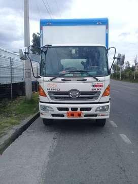 Camión Hino GD 2014