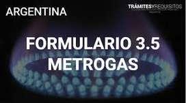 GASISTA  EN Quilmes Y  ZONA SUR 156-3329953