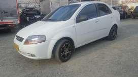 Aveo Sedan Chevrolet 2009 120mil Km