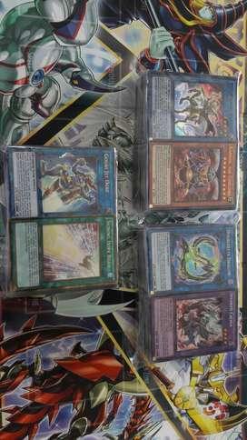 Yugioh Lote 200 Cartas Originales