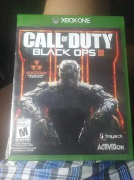 Calle of duty black ops lll para Xbox one s