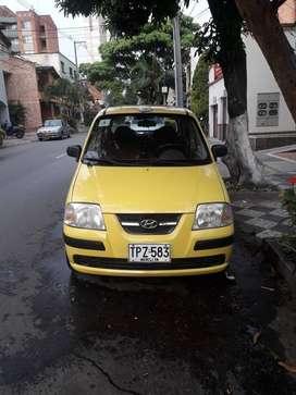 Taxi Hyundai Atos 2008 Medellín