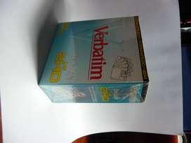 Caja Disketes 3 ½ Verbatim MF 2HD x 10 u.