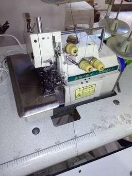 Máquina fileteadora