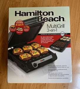 Hamilton Beach MultiGrill 3 en 1