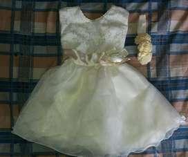 Vestido Bautizo