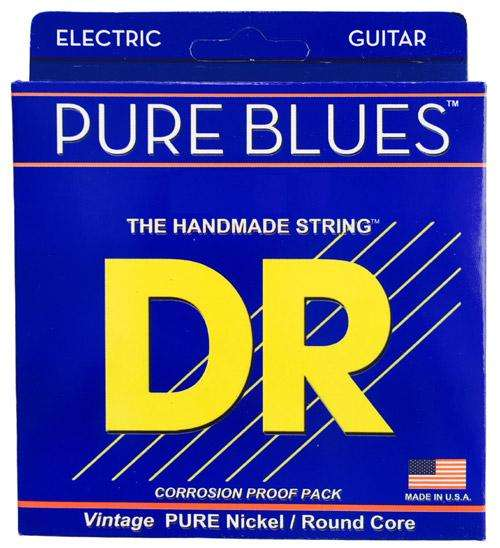 Encordado Dr Bajo Pure Blues 045-105 Pb 45 4 Cuerdas 0