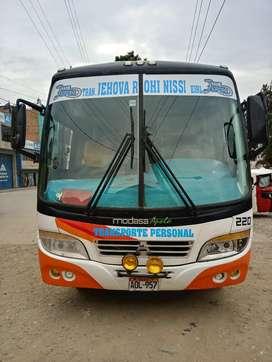 Bus omnibus agrale modasa 2006
