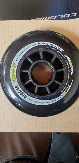 Vendo ruedas MPC ROAD WAR - 90 MM - XROLL+GRIP