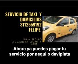 Taxi con pagos electronicos