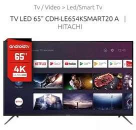 Tv Hitachi 60' 4k