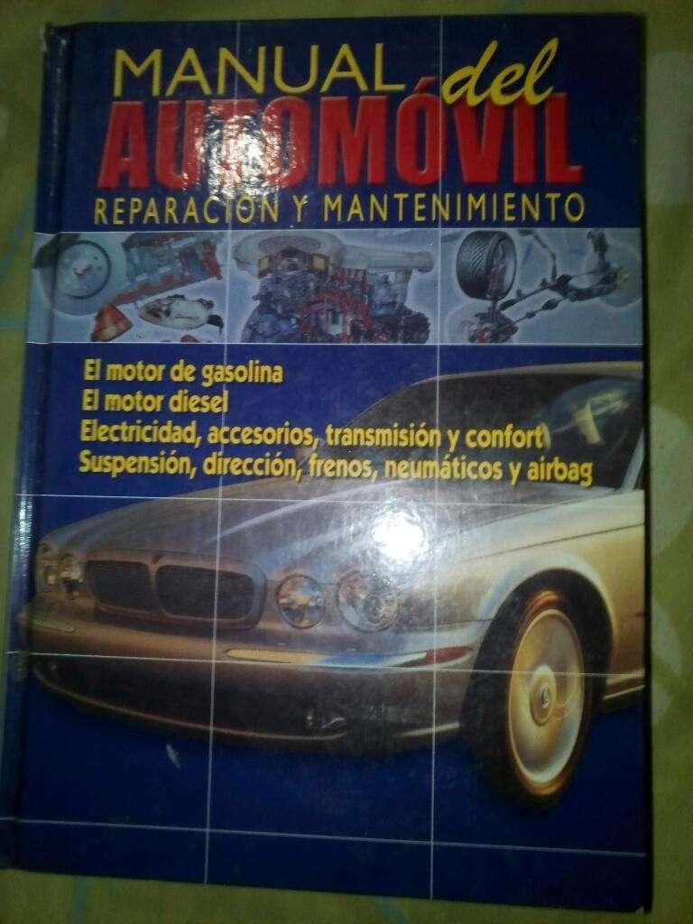 Libro Manual Del Automóvil 0