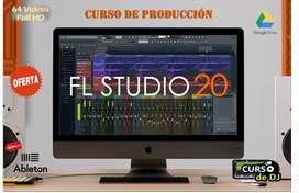 CURSO DE EDICION - FL STUDIO Y ABLETON LIVE 10