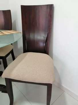 Venta de sillas para comedor
