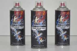 Primer pintura base en aerosol x 400ml