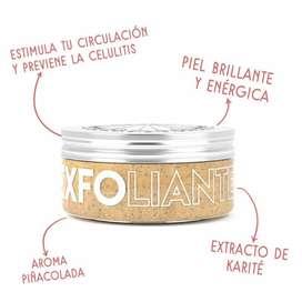 Exfoliante Facial Piel De Oro Original