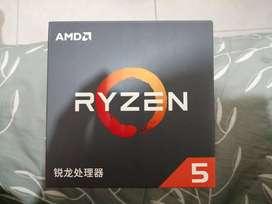 Ryzen 5 2600 x totalmente nuevo