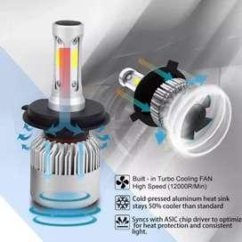 Luces LED H11 8000lm