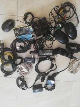 Cables Mouse Electricos