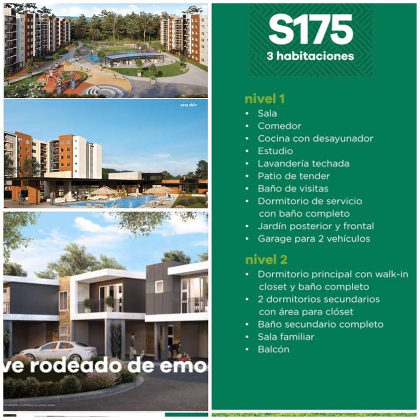 Ultimas casas disponibles en Parque San Angel 0