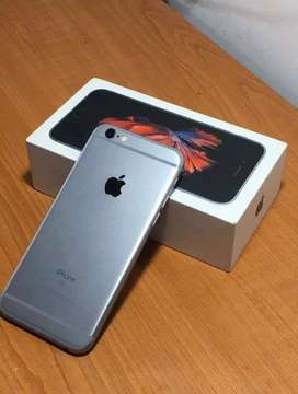 iPhone 6 s 32 GB cargador