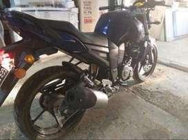 Yamaha FZ16,3580km