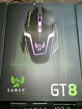 Mouse gammer gt8
