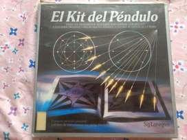 El Kit Del Péndulo Libro Físico