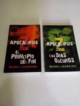 Los dos primeros libros Apocalipsis Z