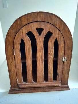 Mueble Radio Retro Vintage Antiguo Baúl Neceser Adorno Repisa Cosmetiquero Cajonera Joyero Cofre Caja Botiquín