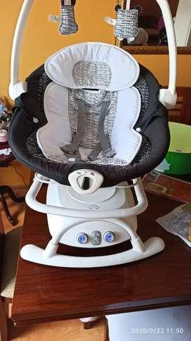 Mesedora automática para bebes