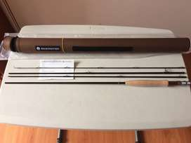 Caña de Mosqueo marca Redington, Classic Trout CT 490-4, línea # 4, 9 pies, con estuche. Ideal para trucha y sabaleta