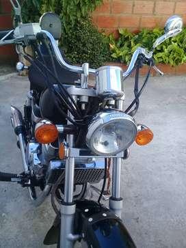 VENDO MI MOTO MONDIALHD 250