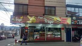 Se vende o permuta panaderia