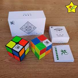 Cubo Rubik Dayan Tengyun M 2X2 Magnetico Speedcube Original