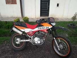 Vendo moto cross appia 150 CC stronger tuning