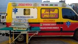 Servicio de Ambulancias 24 Horas