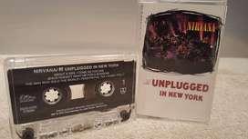 nirvana unplugged ORIGINAL
